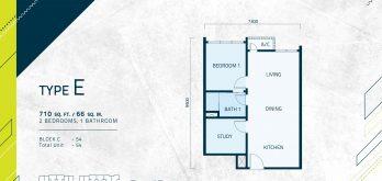 trion-kl-type-e-710sf-2-bedroom
